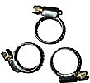 "PN SSC-4 1/4"" STAINLESS STEEL HOSE CLAMPS"