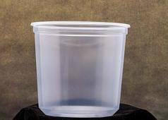 24 oz Clear Culturing cup (50)