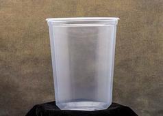 32 oz Clear Culturing cup (50)