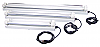 Sun System Ready Fit T-5 HO Fluorescent Light Fixture, 48""